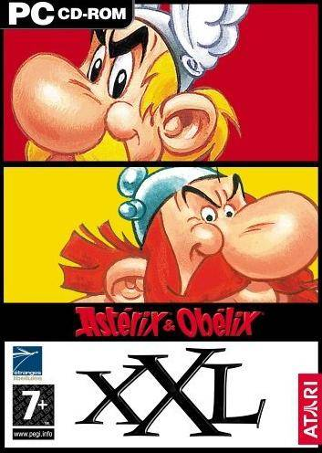 скачать Asterix & Obelix XXL