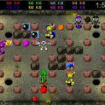 скриншоты Atomic Bomberman