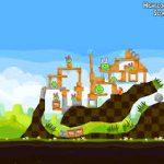 скрин Angry Birds