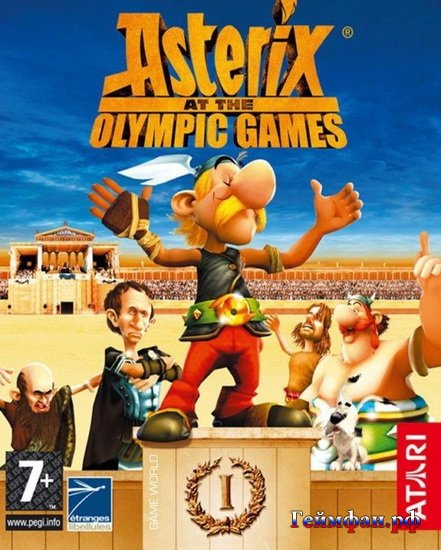 скачать Asterix at the Olympic Games