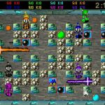 скрин Atomic Bomberman