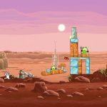 Скрины к игре Angry Birds Star Wars