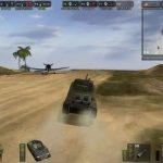 Скрины к игре Battlefield 1942