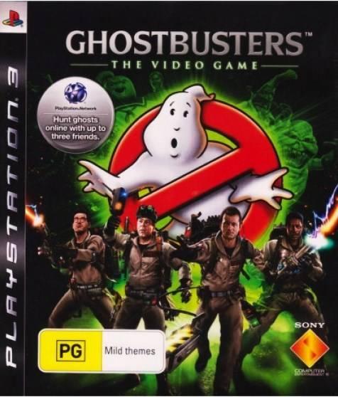 Скачать игру Охотники за привидениями