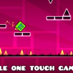 Скриншоты к игре Геометри Даш