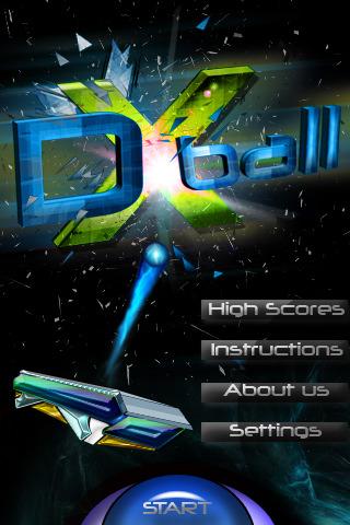 Скачать игру DX-Ball