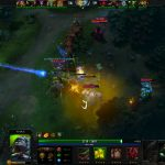 Скриншоты к игре Дота