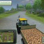 Скриншоты к игре Симулятор Фермы 2013