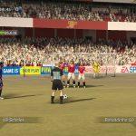 Скрины к игре ФИФА 07