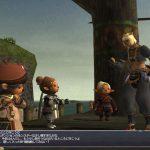 Скрины к игре Файнал Фентези 11
