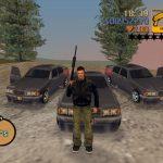 Скриншоты к игре ГТА 3