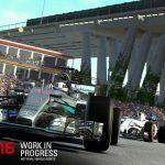 Скрины к игре Формула 1 2016