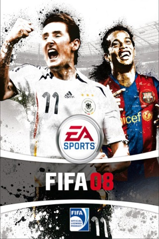 Скачать игру ФИФА 08