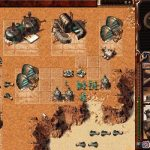Скрины к игре Дюна 2000