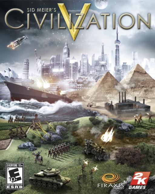 Скачать игру Цивилизация 5