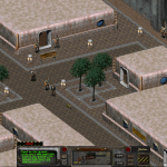 Скриншоты к игре Фоллаут 2