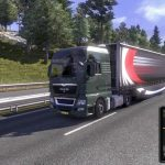 Скриншоты к игре Евро Трек Симулятор 2