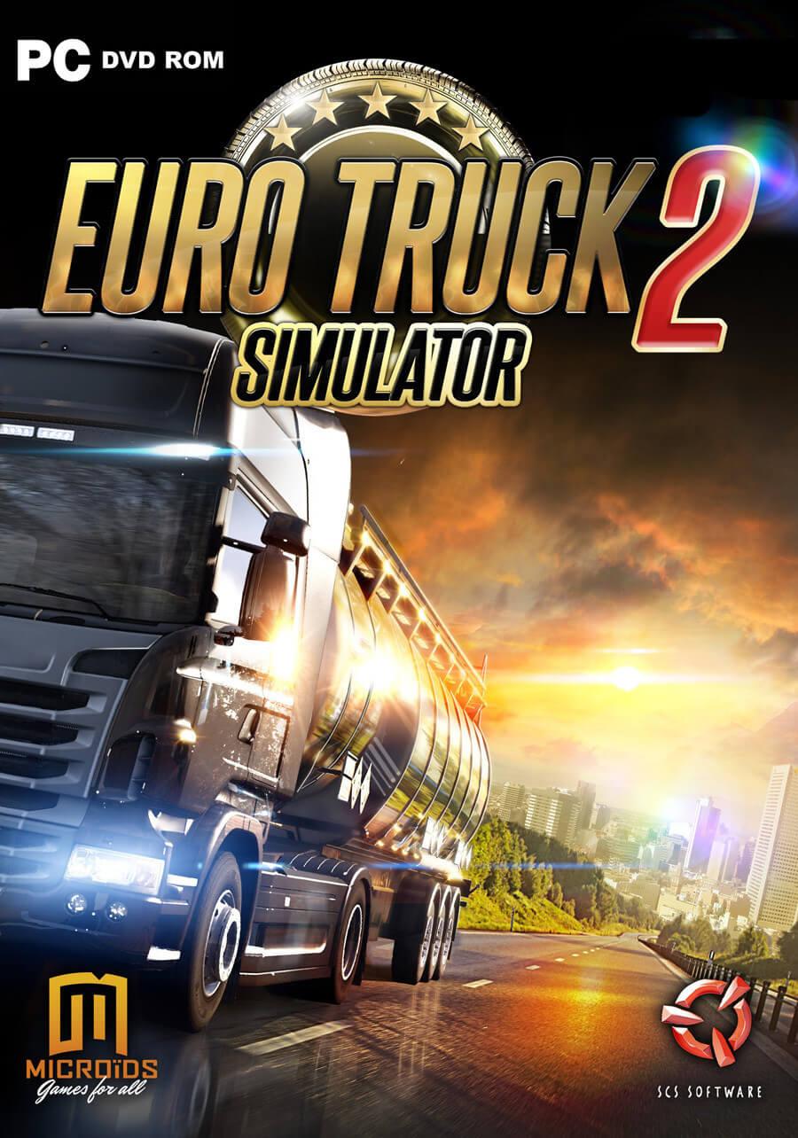 Скачать игру Евро Трек Симулятор 2