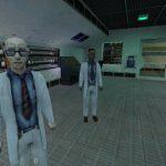 Скриншоты к игре Халф Лайф 1