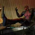 Скрины к игре Deadpool