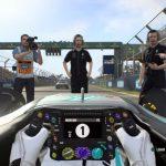 Картинки из игры F1 2015
