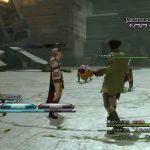 Картинки из игры Final Fantasy 13