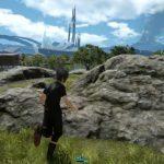 Картинки из игры Final Fantasy 14