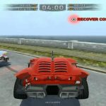 Скриншоты из игры Carmageddon Reincarnation