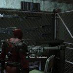 Скриншоты из игры Deadpool