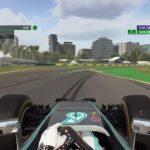 Скриншоты из игры F1 2015