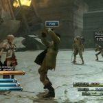Скриншоты из игры Final Fantasy 13