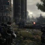 Скриншоты из игры Gears of War