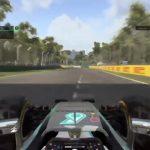 Скрины к игре F1 2015