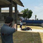 Скрины к игре GTA 5