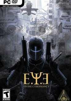 E Y E Divine Cybermancy