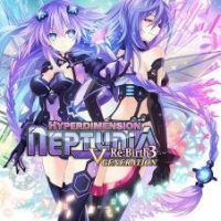 Hyperdimension Neptunia Re Birth 3 V Generation