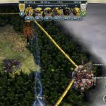 Скрины к игре Age of Wonders 3