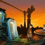 Скрины к игре Chaos on Deponia