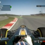 Картинки из игры F1 2012