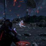Картинки из игры Mass Effect 3