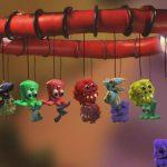 Скриншоты из игры Armikrog
