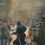 Скриншоты из игры Assassins Creed Unity