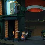 Скриншоты из игры Chaos on Deponia