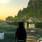 Скриншоты из игры Crysis