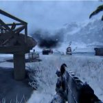 Скриншоты из игры Crysis Warhead