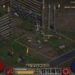 Скриншоты из игры Diablo 2