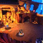 Скриншоты из игры Disney Universe