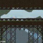 Скриншоты из игры Dustforce