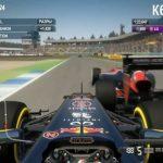 Скриншоты из игры F1 2012