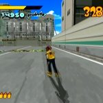 Скриншоты из игры Jet Set Radio